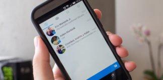Facebook com Messenger integrado