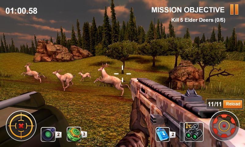 hunting safari