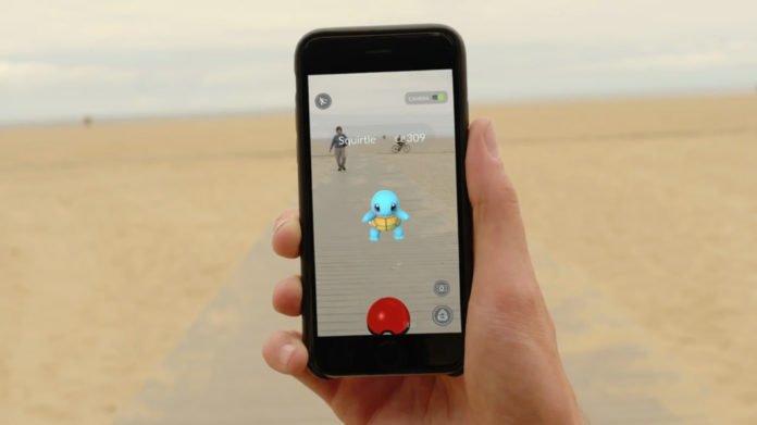 Como procurar pokémons sem pegar no celular