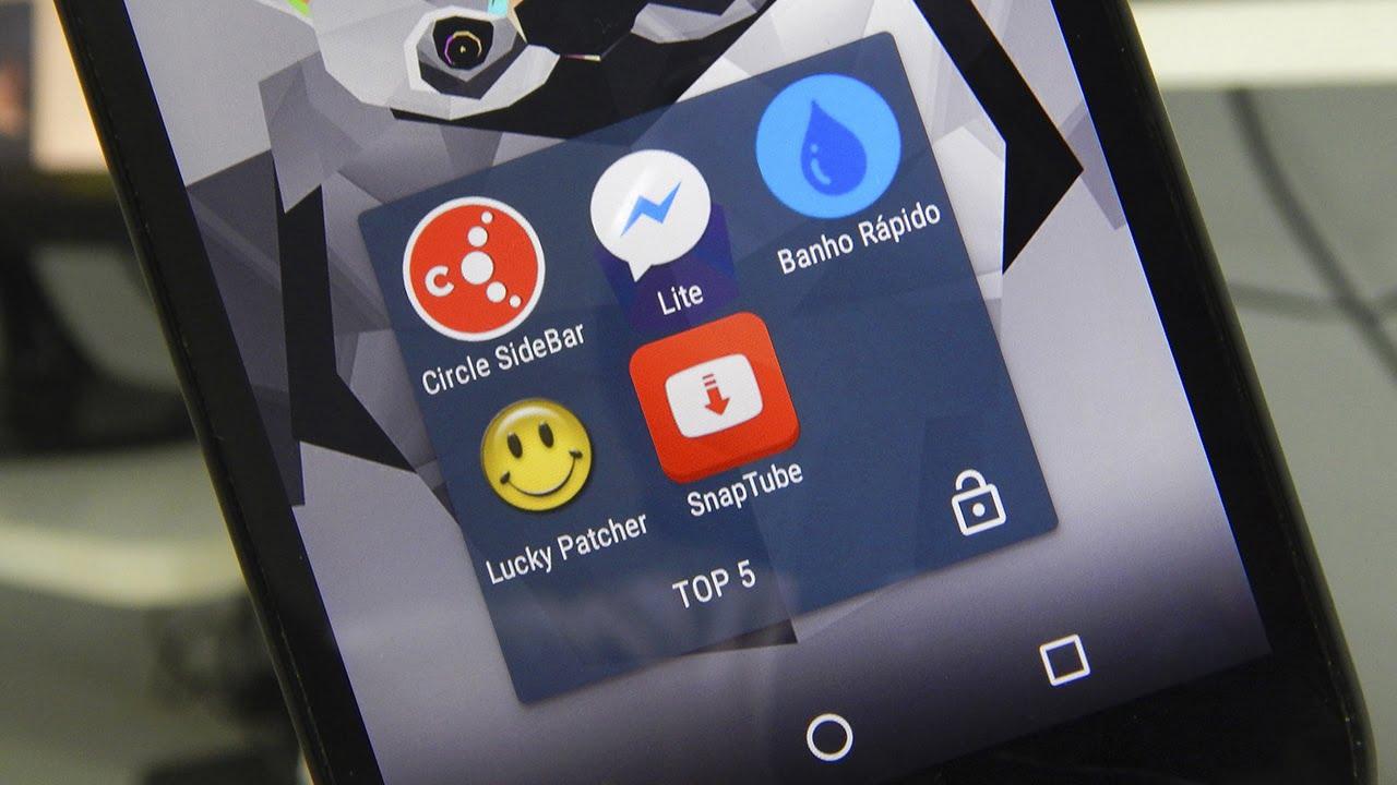 top 5 apps uteis