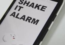 Melhor despertador