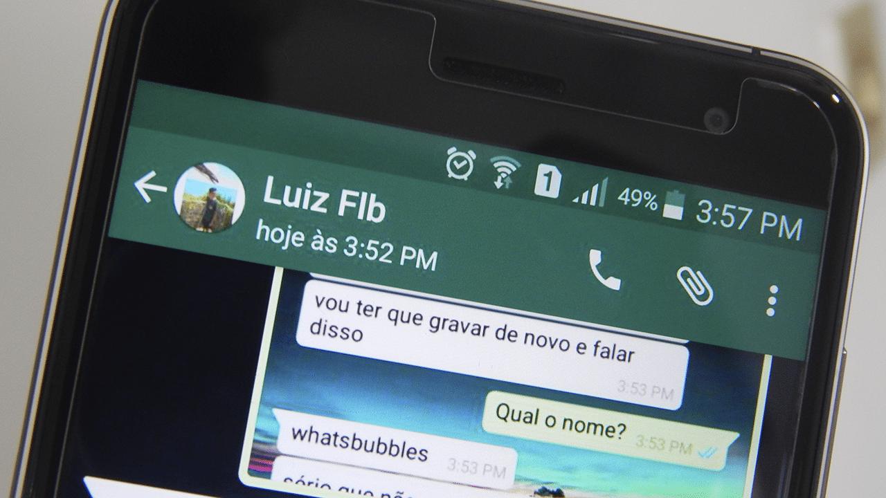 como mandar mensagem no whatsapp sem estar online