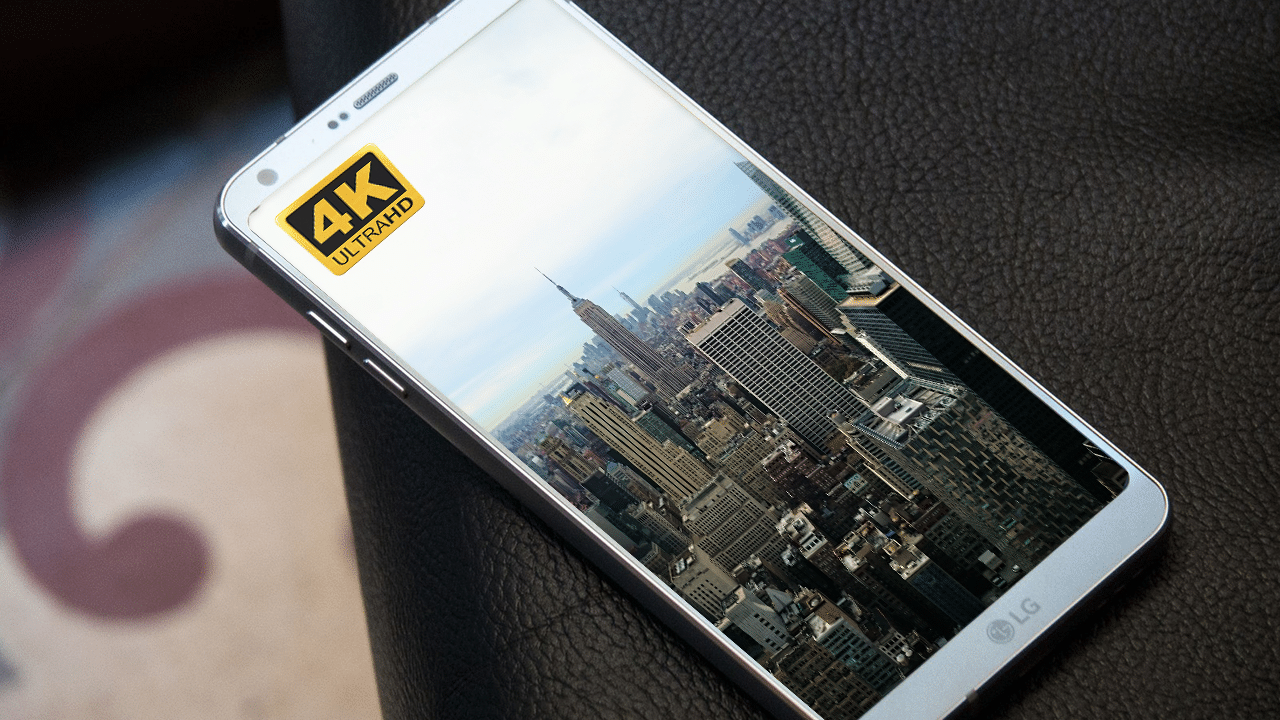 Os melhores papeis de parede para Android - 4K