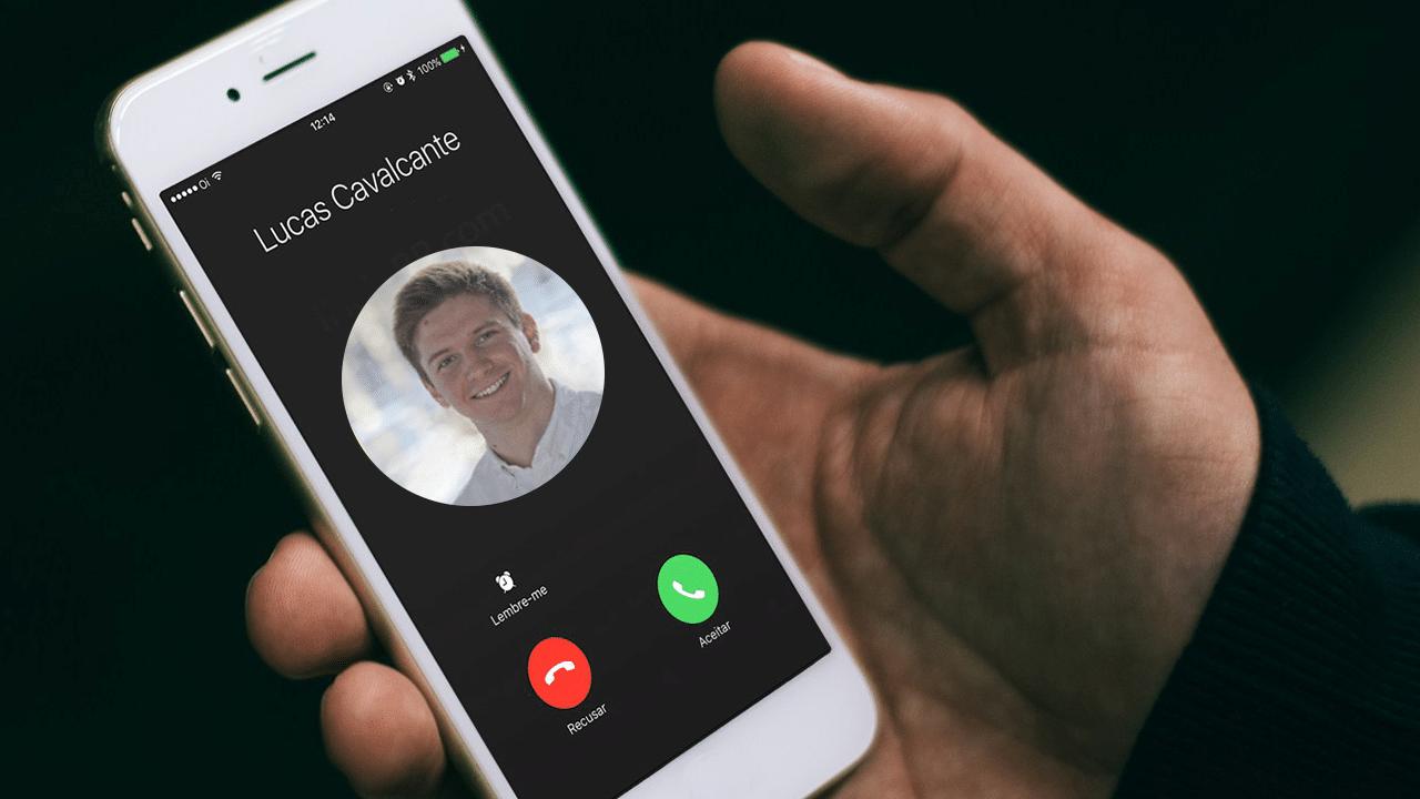 Como colocar foto nos contatos do celular