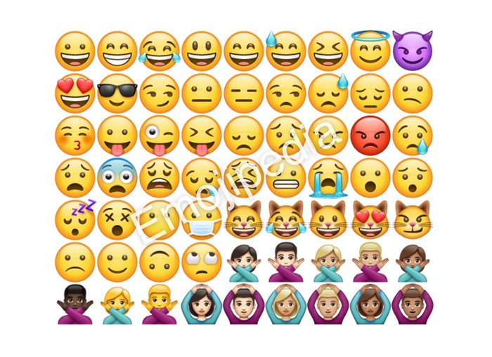 emojis novos whatsapp