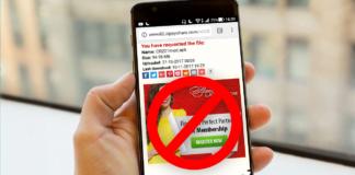 google chrome bloqueia anuncios