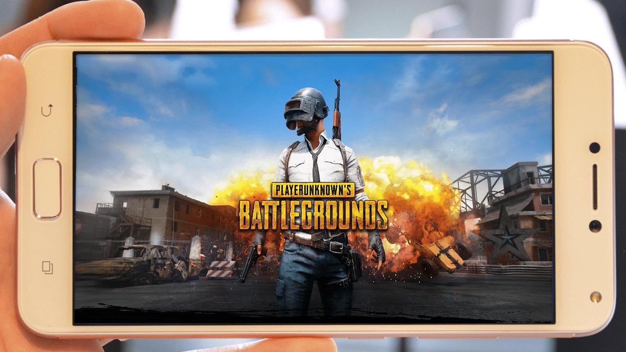 battlegrounds para celular android