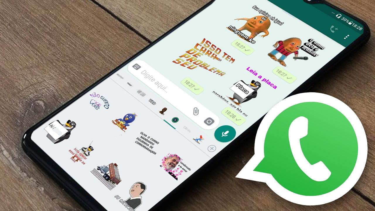 figurinhas stickers de memes e frases para whatsapp