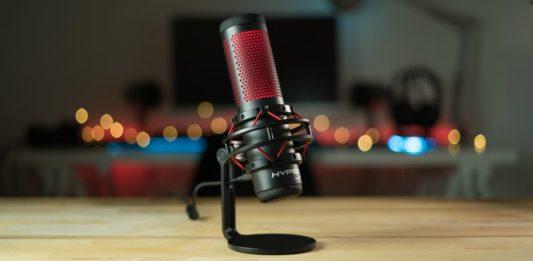microfone hyperx quadcast review